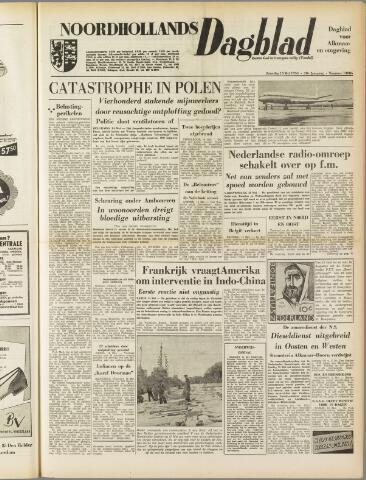 Noordhollands Dagblad : dagblad voor Alkmaar en omgeving 1954-05-15