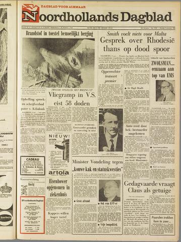 Noordhollands Dagblad : dagblad voor Alkmaar en omgeving 1965-11-09