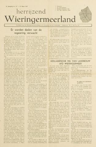 Herrijzend Wieringermeerland 1947-03-22