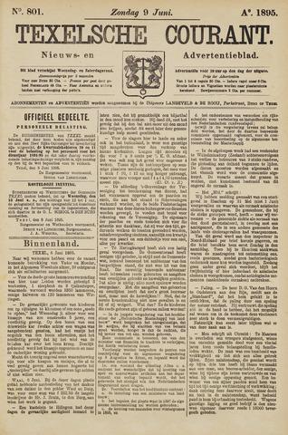 Texelsche Courant 1895-06-09