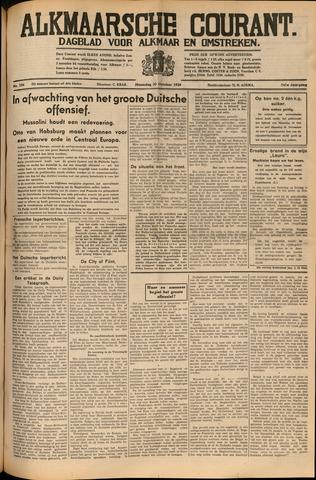 Alkmaarsche Courant 1939-10-30