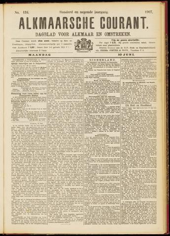 Alkmaarsche Courant 1907-06-10