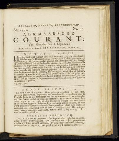 Alkmaarsche Courant 1799-09-02