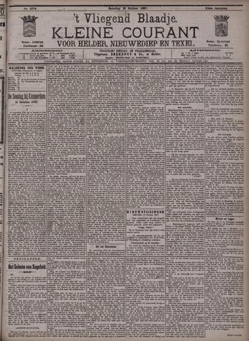 Vliegend blaadje : nieuws- en advertentiebode voor Den Helder 1897-10-16