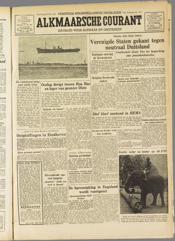 Alkmaarsche Courant 1955-05-25