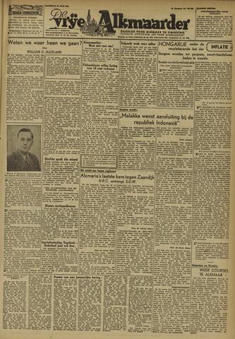 De Vrije Alkmaarder 1946-06-22