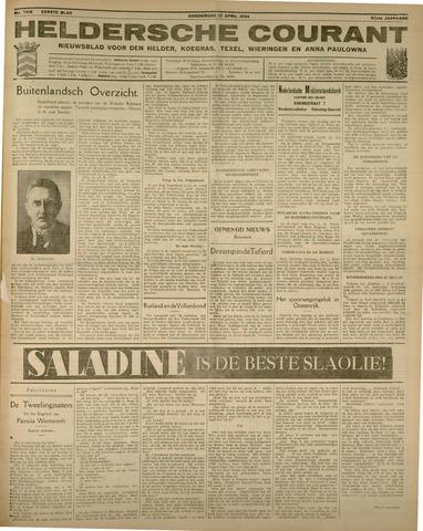 Heldersche Courant 1934-04-12