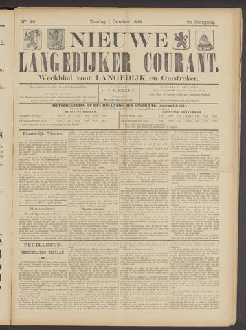 Nieuwe Langedijker Courant 1893-10-01