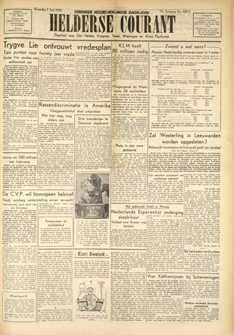 Heldersche Courant 1950-06-07