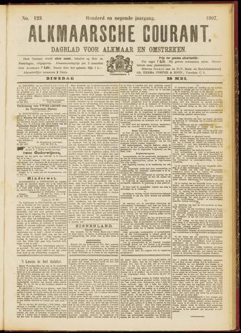 Alkmaarsche Courant 1907-05-28
