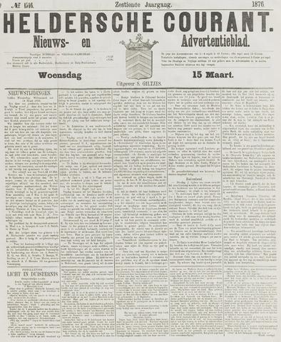 Heldersche Courant 1876-03-15