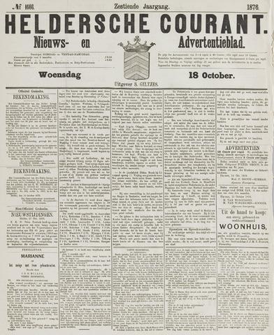 Heldersche Courant 1876-10-18