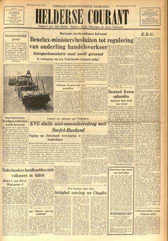 Heldersche Courant 1953-07-25