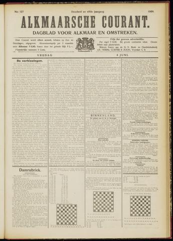 Alkmaarsche Courant 1909-06-04