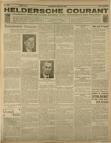 Heldersche Courant 1935-08-24