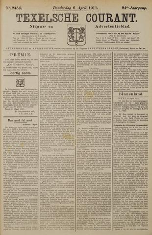 Texelsche Courant 1911-04-06