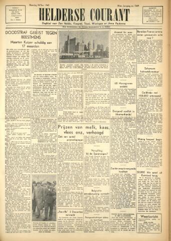 Heldersche Courant 1947-11-24