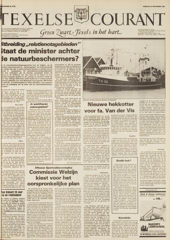 Texelsche Courant 1982-11-23