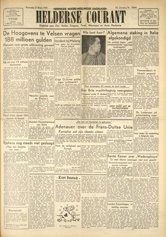 Heldersche Courant 1950-03-22