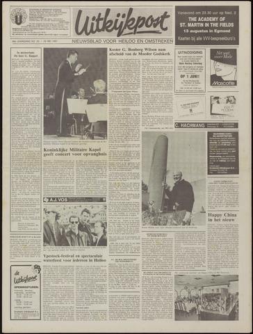 Uitkijkpost : nieuwsblad voor Heiloo e.o. 1991-05-29
