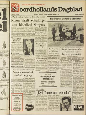 Noordhollands Dagblad : dagblad voor Alkmaar en omgeving 1969-12-09