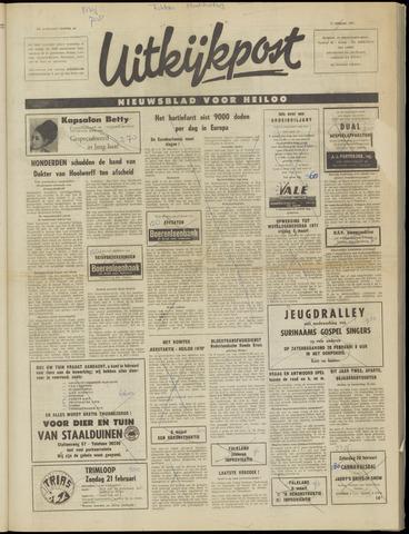 Uitkijkpost : nieuwsblad voor Heiloo e.o. 1971-02-17