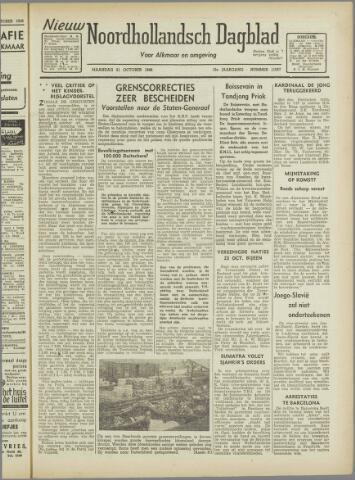 Nieuw Noordhollandsch Dagblad : voor Alkmaar en omgeving 1946-10-21