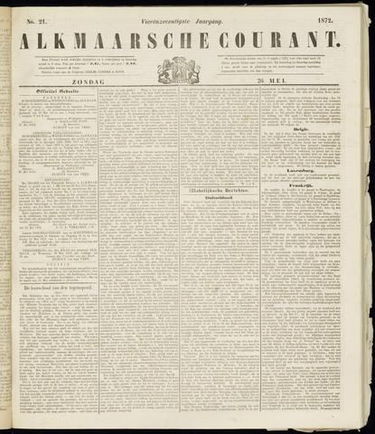 Alkmaarsche Courant 1872-05-26