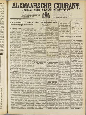 Alkmaarsche Courant 1941-05-08