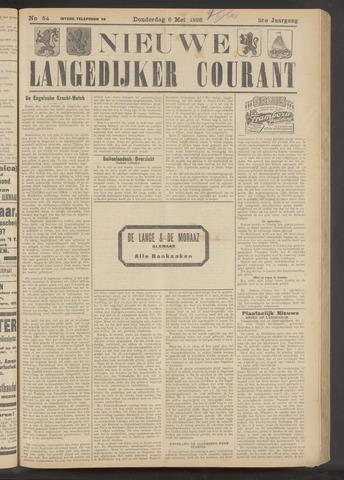 Nieuwe Langedijker Courant 1926-05-06