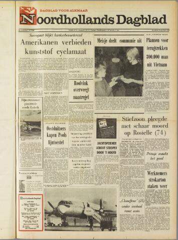 Noordhollands Dagblad : dagblad voor Alkmaar en omgeving 1969-10-20
