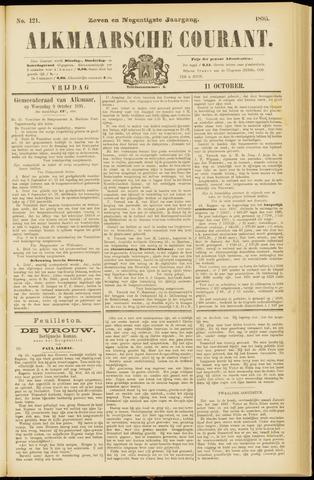 Alkmaarsche Courant 1895-10-11