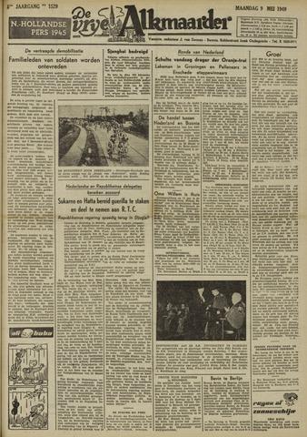 De Vrije Alkmaarder 1949-05-09
