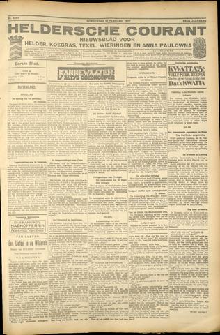 Heldersche Courant 1927-02-10