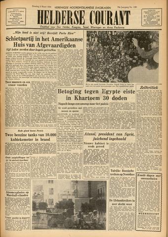 Heldersche Courant 1954-03-02