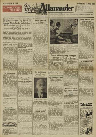 De Vrije Alkmaarder 1948-07-14