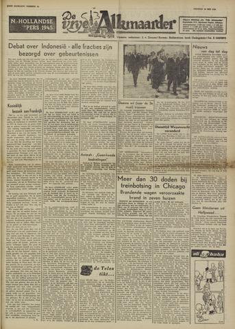 De Vrije Alkmaarder 1950-05-30