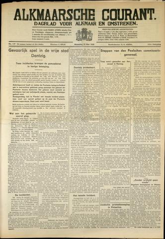 Alkmaarsche Courant 1939-05-22