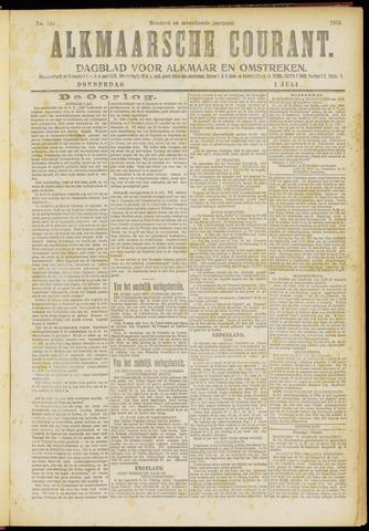 Alkmaarsche Courant 1915-07-01