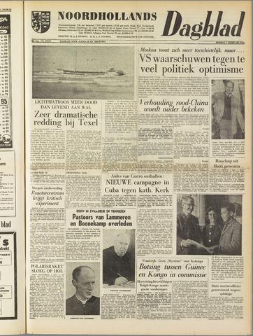 Noordhollands Dagblad : dagblad voor Alkmaar en omgeving 1961-02-07