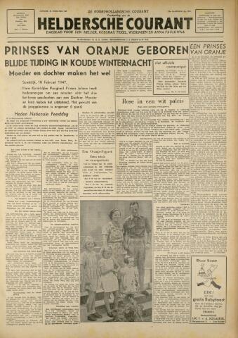 Heldersche Courant 1947-02-18