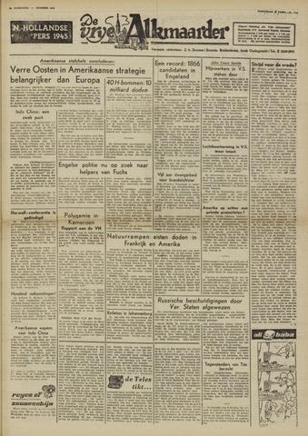 De Vrije Alkmaarder 1950-02-15