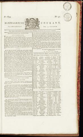 Alkmaarsche Courant 1834-10-13