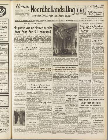 Nieuw Noordhollandsch Dagblad : voor Alkmaar en omgeving 1950-05-20