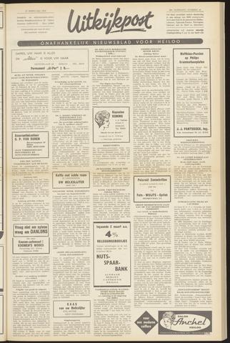 Uitkijkpost : nieuwsblad voor Heiloo e.o. 1964-02-27
