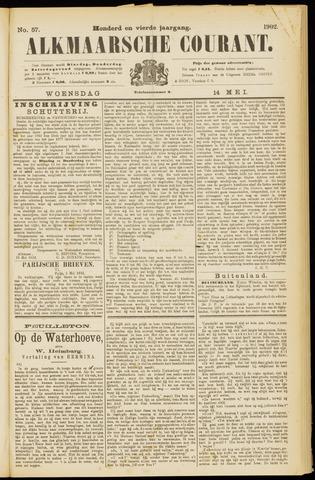 Alkmaarsche Courant 1902-05-14