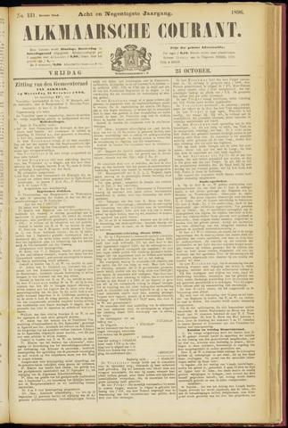 Alkmaarsche Courant 1896-10-23
