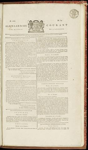 Alkmaarsche Courant 1826-12-25