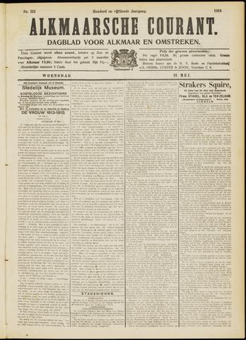 Alkmaarsche Courant 1913-05-21