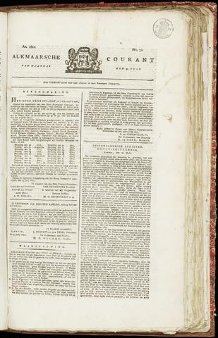 Alkmaarsche Courant 1821-07-30